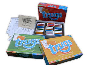 TRUGS <span>Teach Reading Using Games at Home</span>